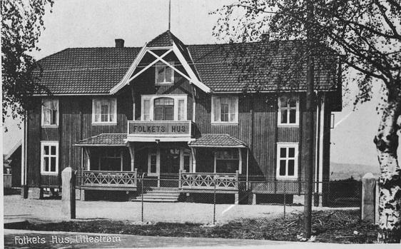 folkets hus lillestrøm 1920
