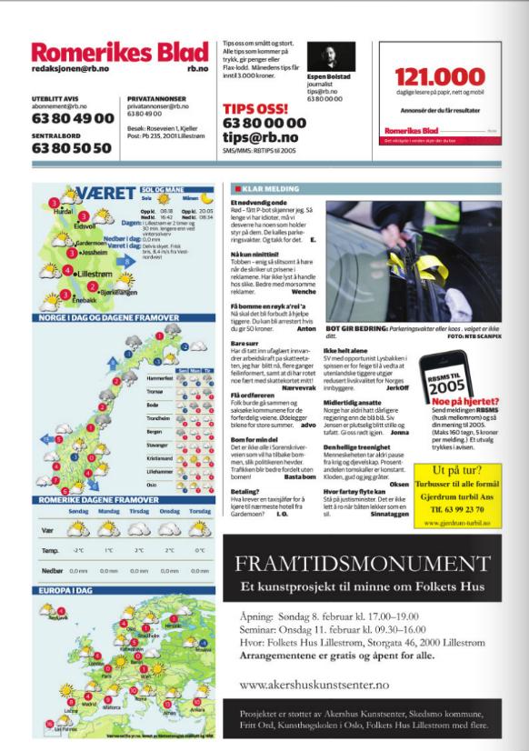romerikes avis